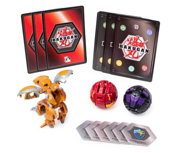 Spin Master Bakugan Zestaw Startowy - 517718 - zdjęcie 15
