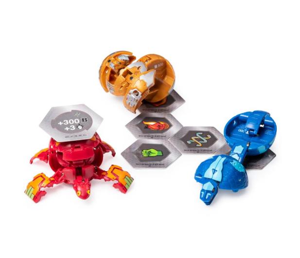 Spin Master Bakugan Zestaw Startowy - 517718 - zdjęcie 18