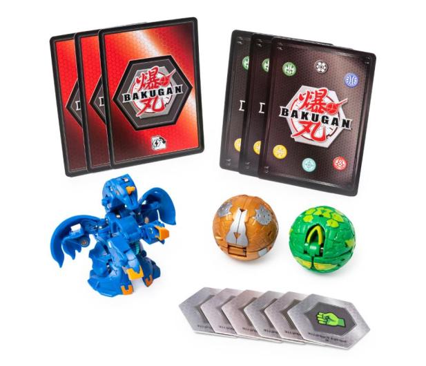 Spin Master Bakugan Zestaw Startowy - 517718 - zdjęcie 21
