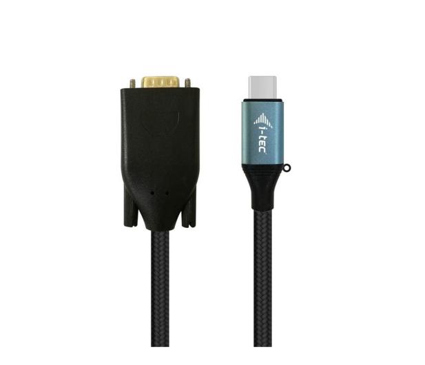 i-tec Adapter kablowy USB-C - VGA - 518333 - zdjęcie