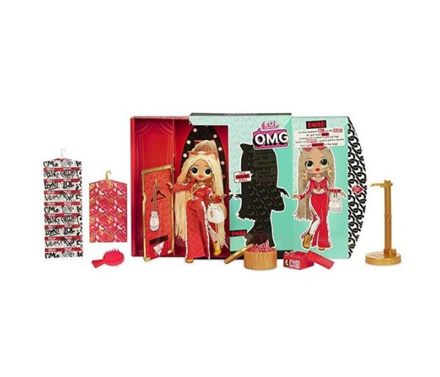 MGA Entertainment L.O.L Suprise OMG M.C. Swag - 514069 - zdjęcie 2