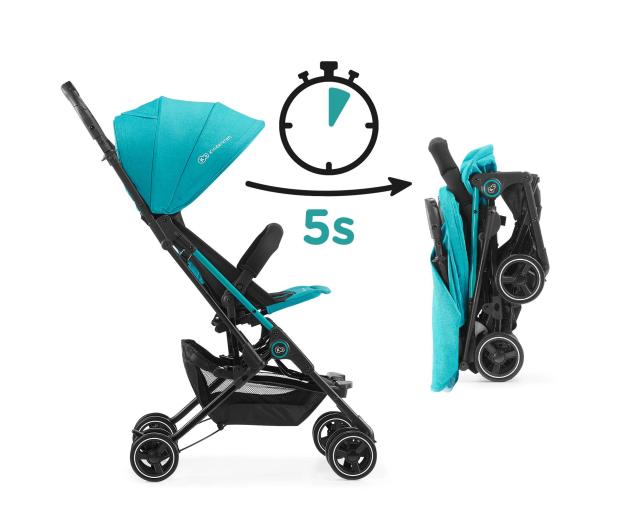 Kinderkraft Mini Dot Turquoise - 513890 - zdjęcie 2