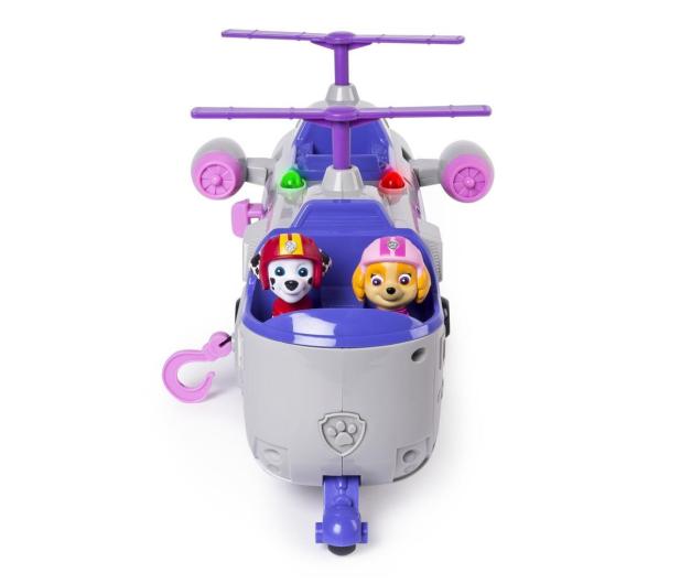 Spin Master Psi Patrol Helikopter Ratunkowy - 514364 - zdjęcie 3