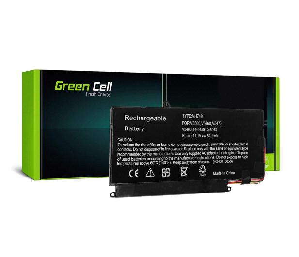 Green Cell Bateria do Dell Vostro (4600 mAh, 11.1V, 10.8V) - 514696 - zdjęcie