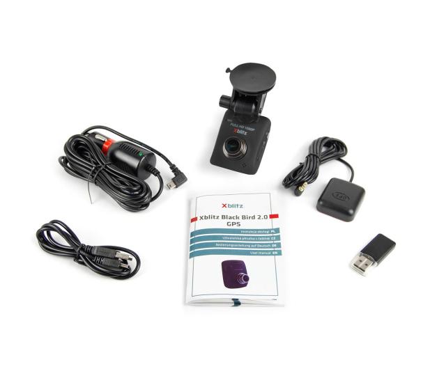 """Xblitz Black Bird 2.0 GPS FullHD/2""""/140 - 383169 - zdjęcie 8"""