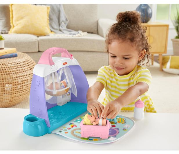 Fisher-Price Little People Pokoik dziecięcy - 540216 - zdjęcie 2