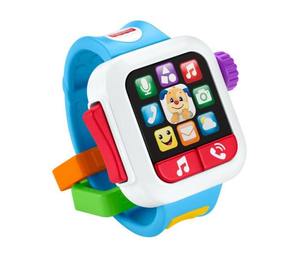 Fisher-Price Smartwatch Szczeniaczka Czas na naukę - 540768 - zdjęcie