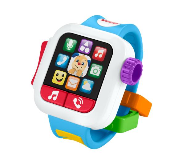 Fisher-Price Smartwatch Szczeniaczka Czas na naukę - 540768 - zdjęcie 5