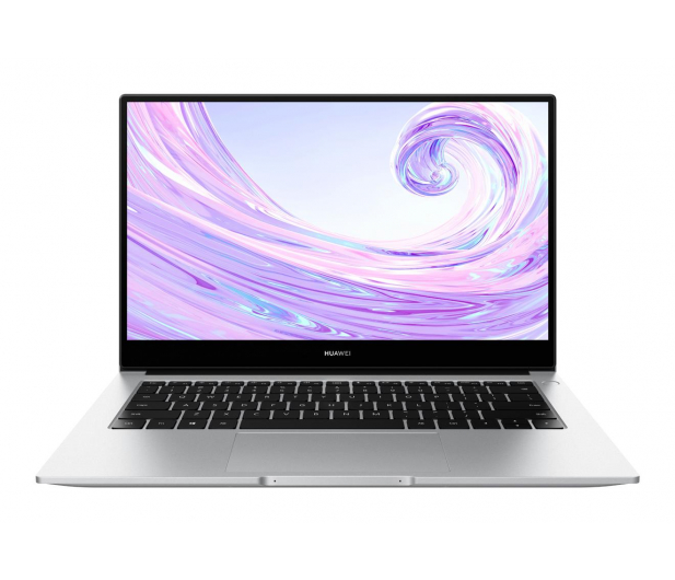 Huawei MateBook D 14 R5-3500/8GB/512/Win10 srebrny - 534488 - zdjęcie 2