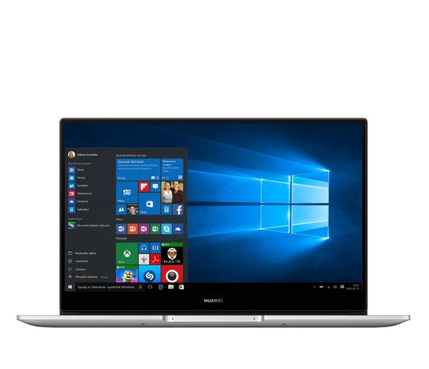Huawei MateBook D 14 R5-3500/8GB/512/Win10 srebrny - 534488 - zdjęcie