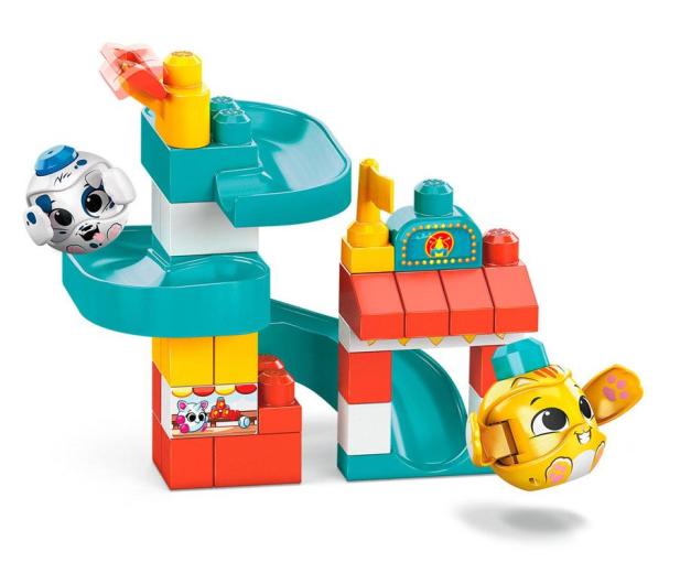 Mega Bloks Klocki A kuku Park rozrywki - 540847 - zdjęcie