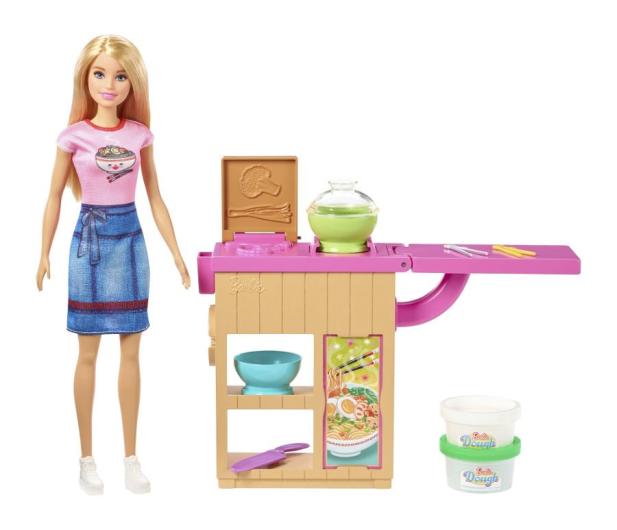 Barbie Domowy makaron Zestaw do zabawy - 539538 - zdjęcie