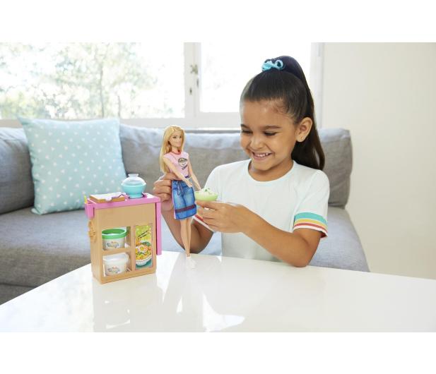 Barbie Domowy makaron Zestaw do zabawy - 539538 - zdjęcie 3