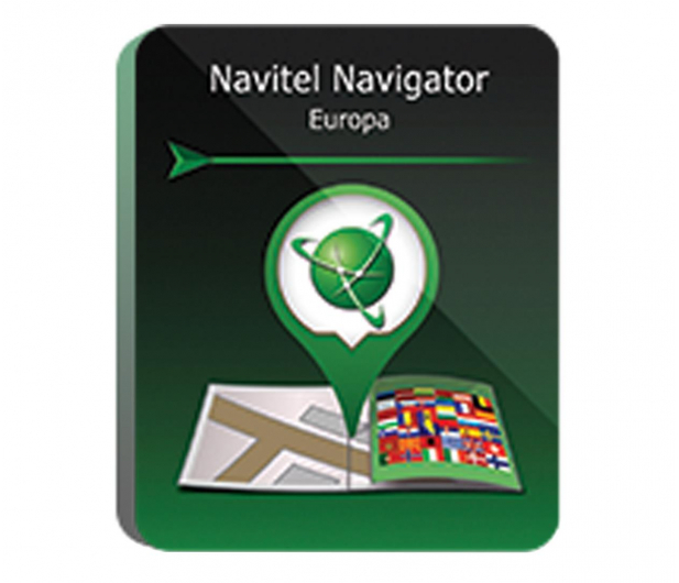Navitel Navigator Mapa Europy 1 rok - 540537 - zdjęcie