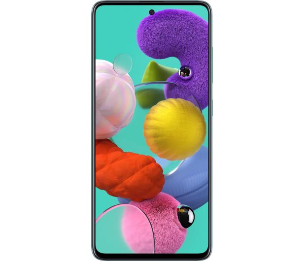 Samsung Galaxy A51 SM-A515F Blue - 536259 - zdjęcie 2