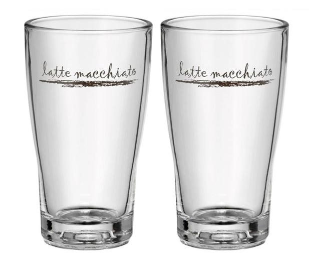 WMF Zestaw 2 szklanek do latte macchiato Barista - 537858 - zdjęcie