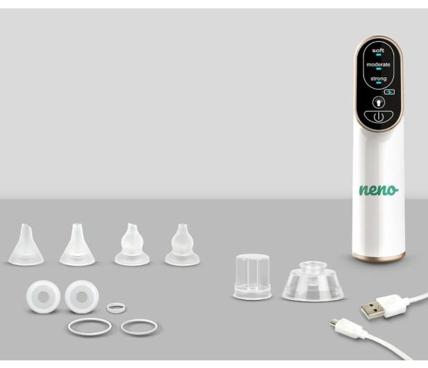 Neno Sinus - Bezprzewodowy aspirator - 1009824 - zdjęcie 5