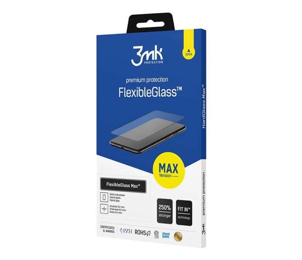 3mk Szkło Flexible Glass Max do iPhone 12/12 Pro  - 598860 - zdjęcie