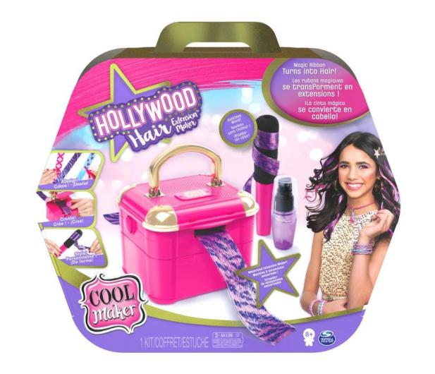 Spin Master Cool Maker Salon fryzjerski Hollywood Hair - 1009944 - zdjęcie