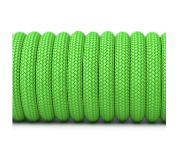 Glorious PC Gaming Race Ascended Cable V2 - Gremlin Green - 595441 - zdjęcie 2