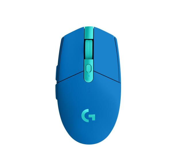 Logitech G305 LIGHTSPEED blue  - 597362 - zdjęcie
