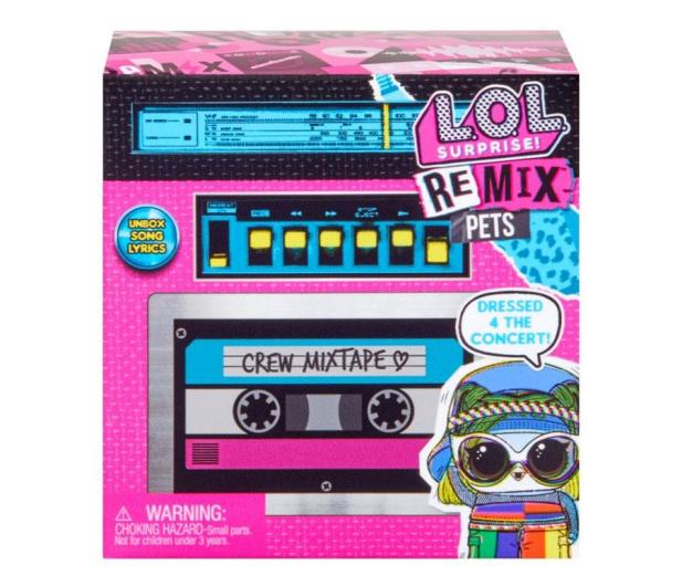 L.O.L. Surprise! Remix Pets Zwierzątko z fryzurką - 1010266 - zdjęcie