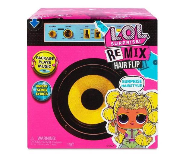 L.O.L. Surprise! Remix Hairflip - 1009721 - zdjęcie