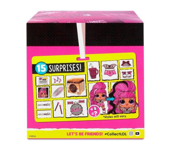 L.O.L. Surprise! Remix Hairflip - 1009721 - zdjęcie 2