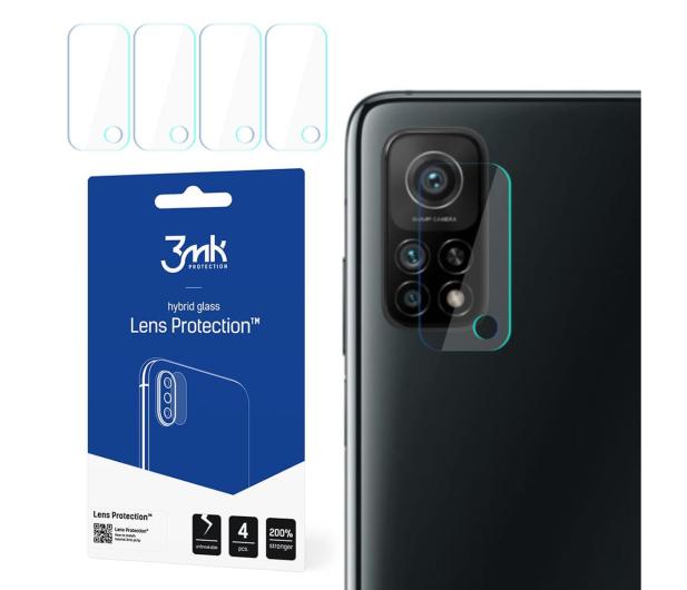 3mk Lens Protection na Obiektyw Xiaomi Mi 10T/10T Pro - 598978 - zdjęcie
