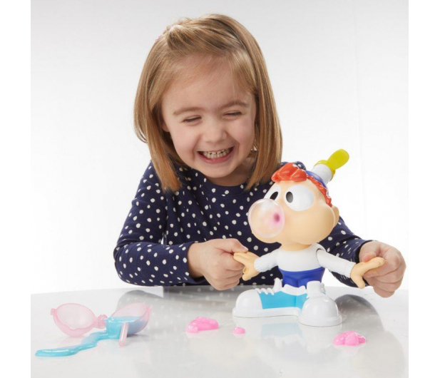 Play-Doh Slime Karol żuje gumę - 1010288 - zdjęcie 3