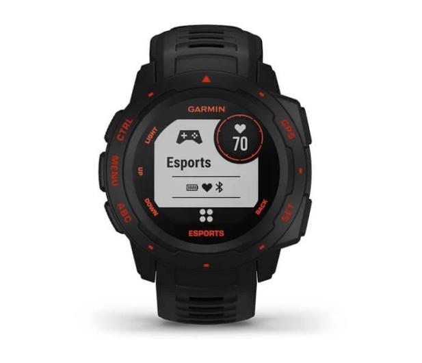 Garmin Instinct Esports - 600667 - zdjęcie 2