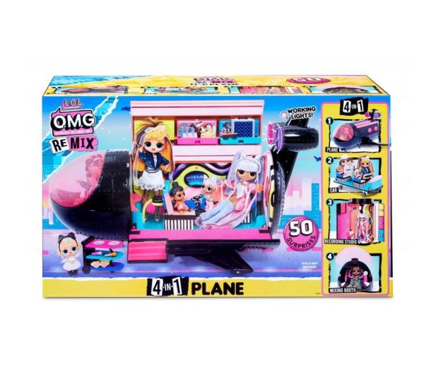 MGA Entertainment L.O.L. Surprise OMG Samolot - 1010565 - zdjęcie 6