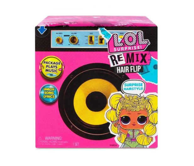 L.O.L. Surprise! Remix Tots Hair Flip - 1010558 - zdjęcie