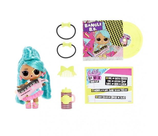 L.O.L. Surprise! Remix Tots Hair Flip - 1010558 - zdjęcie 3