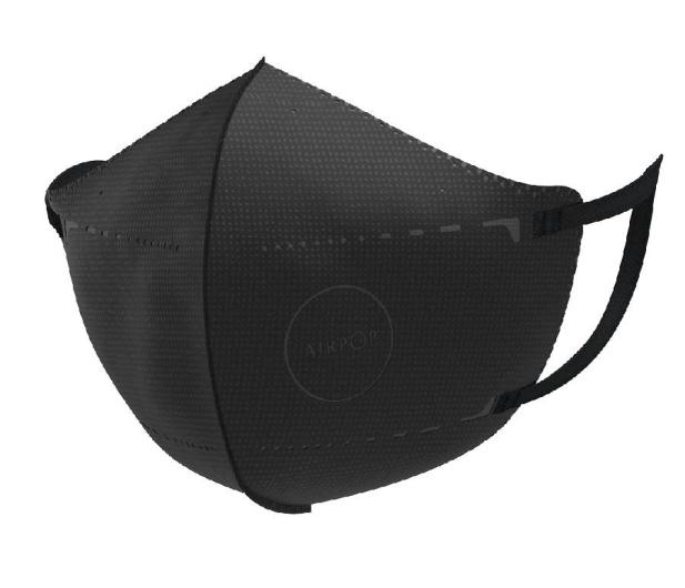Airpop Pocket 4 szt czarna - 1010819 - zdjęcie