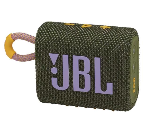 JBL GO 3 Zielony - 599271 - zdjęcie