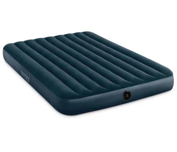 INTEX Dmuchane łóżko Dura-Beam Standard Downy Queen - 1009456 - zdjęcie