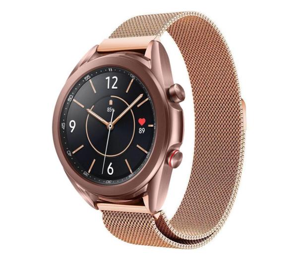 Tech-Protect Bransoleta Milaneseband do smartwatchy blush gold - 605357 - zdjęcie