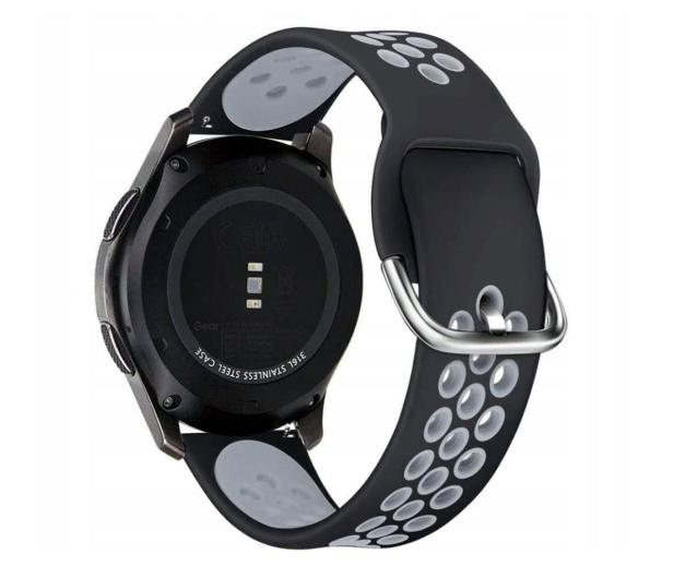Tech-Protect Pasek Softband do smartwatchy black/grey - 605317 - zdjęcie