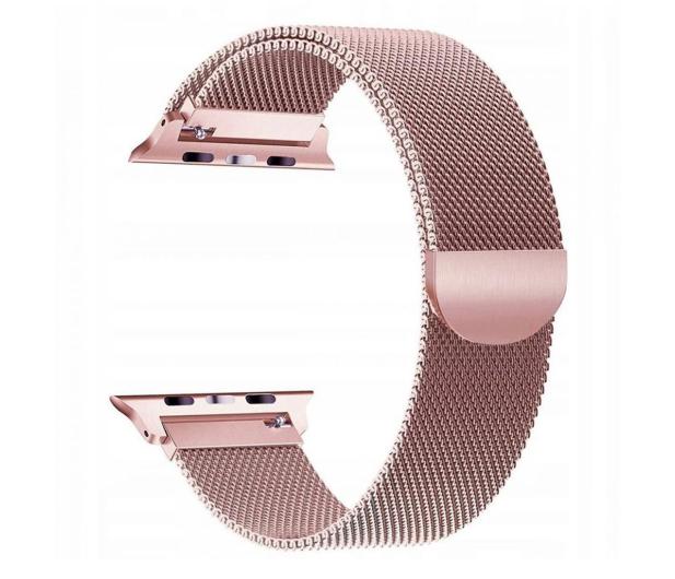 Tech-Protect Bransoleta Milaneseband do Apple Watch rose gold - 605363 - zdjęcie