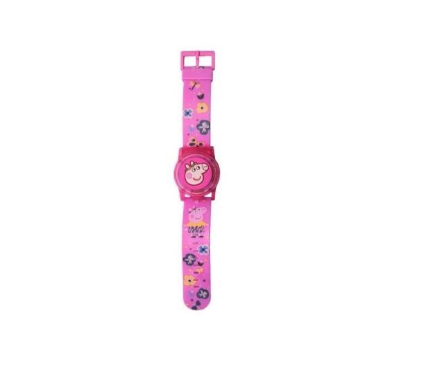 EUROSWAN Zegarek cyfrowy ze świecącą pokrywą ochronną Świnka Peppa - 1011397 - zdjęcie