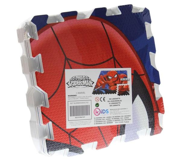 EUROSWAN Mata piankowa Puzzle 9 elementów Spider-Man - 1011398 - zdjęcie 3
