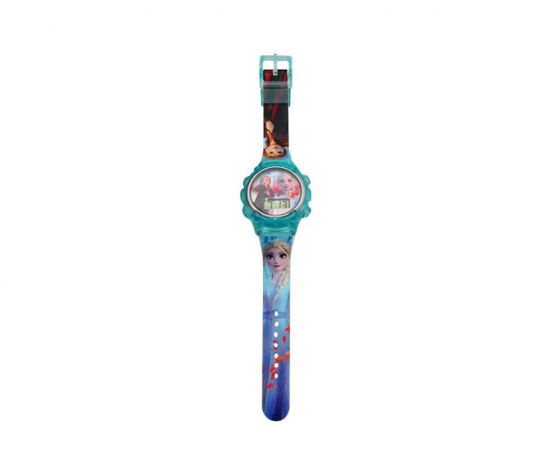 EUROSWAN Zegarek cyfrowy sportowy Frozen 2 w skarbonce - 1011402 - zdjęcie 2