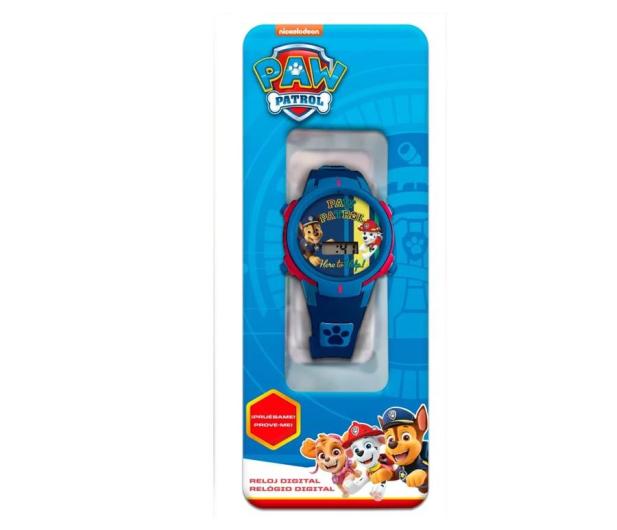 EUROSWAN Zegarek cyfrowy ze światełkami Led Psi Patrol Pw16680 - 1011405 - zdjęcie