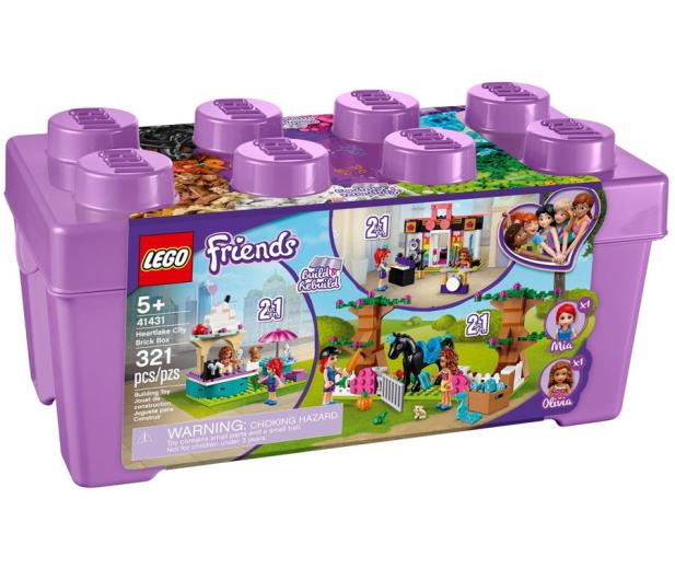 LEGO Friends Zestaw klocków Heartlake City - 1011449 - zdjęcie