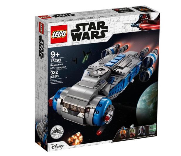 LEGO Star Wars Pojazd transportowy I-TS Ruchu Oporu - 1011452 - zdjęcie