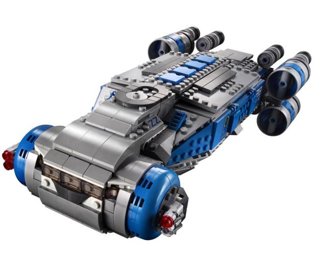 LEGO Star Wars Pojazd transportowy I-TS Ruchu Oporu - 1011452 - zdjęcie 7