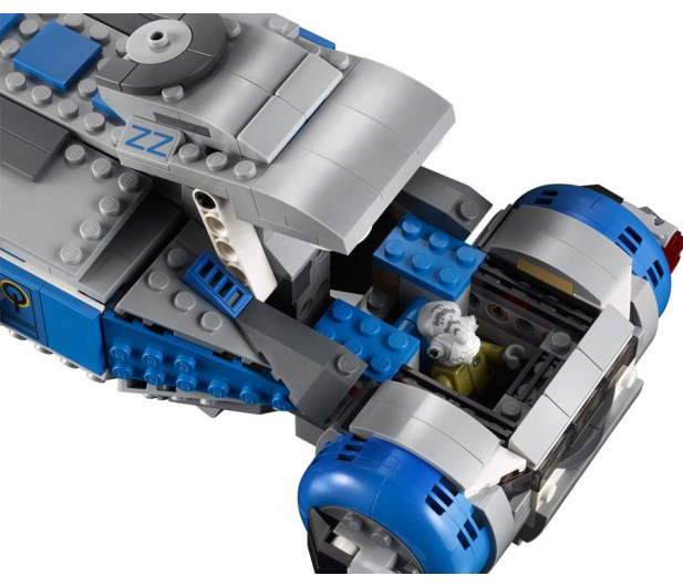 LEGO Star Wars Pojazd transportowy I-TS Ruchu Oporu - 1011452 - zdjęcie 3