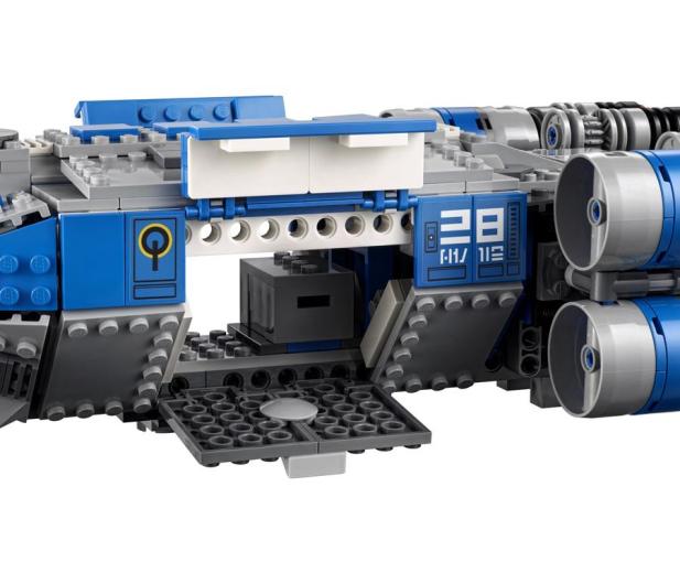 LEGO Star Wars Pojazd transportowy I-TS Ruchu Oporu - 1011452 - zdjęcie 4