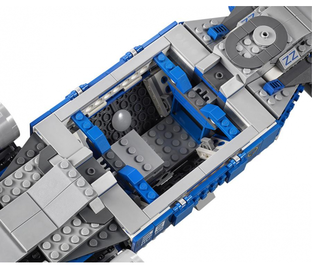 LEGO Star Wars Pojazd transportowy I-TS Ruchu Oporu - 1011452 - zdjęcie 5